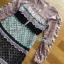 Lady Luna Ruffle Mixed Lace Long Dress thumbnail 6