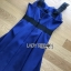 Electric Lady Ribbon Blue Dress thumbnail 6