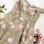 เดรสสีดอกไม้สวยหวานด้วยสีชมพูแบบพาสเทล thumbnail 12