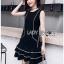 Lady Daria Minimal Chic Little Black Dress thumbnail 2