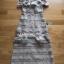Self-Portrait Lace Lady Ribbon Maxi Dress thumbnail 8