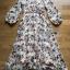 Chiffon Dress with Flower Belt thumbnail 5