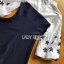 Bishop Sleeve Cotton Dress thumbnail 7