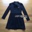 Lady Ribbon Black Lace Dress เดรสดำสไตล์เฟมินีน thumbnail 7