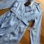 Lady Jennifer Sexy Chic Striped Shirt Dress thumbnail 8