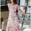 Lady Marion Sweet Chiffon Dress thumbnail 4