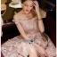Lady Laura Sweet Flower Tulle Dress thumbnail 2