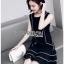 Lady Daria Minimal Chic Little Black Dress thumbnail 5
