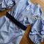 Cotton Dress Lady Ribbon เดรสผ้าคอตตอน thumbnail 7