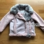 Faux Fur and Suede Lady Ribbon Jacket thumbnail 8