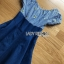 Lady Carrie Country Girl Off-Shoulder Blue thumbnail 7