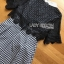 Lace Collared Lady Ribbon Dress thumbnail 6