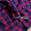 Lady Charlotte Red Tartan Ruffle Shirt Dress thumbnail 6