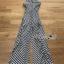 Chic Lady Ribbon Striped Twist Jumpsuit thumbnail 7