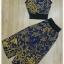 ชุดเซ็ทเสื้อ+กางเกงเกาหลี thumbnail 4