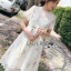 Lady Katie Sweet White Mini Dress thumbnail 3
