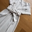 Lady Gabby Minimal Twisted Crepe Dress thumbnail 6