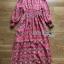 Lady Eva Summer Blossom Smock Printed Dress thumbnail 7