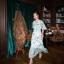 Maxi Dress กระโปรงแต่งระบาย thumbnail 3