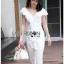 Lady Caroline Cotton Dress เดรสผ้าคอตตอน thumbnail 1