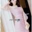 Frilled Tulle Lady Ribbon Dress thumbnail 3