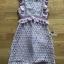 Mini Dress มินิเดรสสั้นผ้าลูกไม้สีชมพูอ่อน thumbnail 12