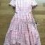 Lady Penelope Cosy Laser-Cut Cotton Dress thumbnail 8