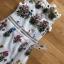 Dress เดรสผ้าลายตารางปักลายดอกไม้ thumbnail 10