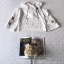 เสื้อเนื้อผ้าโฟรเวย์โทนสีขาวออฟไวท์ thumbnail 8