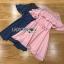 Lady Ribbon Chiffon Dress เดรสผ้าชีฟอง thumbnail 8