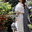 White Lace Dress thumbnail 2