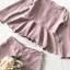 ผ้าเครปโทนสีชมพูทั้งเซ็ท thumbnail 6