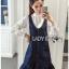 Shirt Set Lady Ribbon ขายเซ็ต thumbnail 1