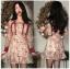 Lace Cocktail Dress ค็อกเทลเดรสสั้น thumbnail 5