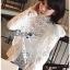 Laser-Cut Cotton Blouse เสื้อผ้าคอตตอนสีขาว thumbnail 6