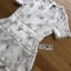 Lady Katie Sweet White Mini Dress thumbnail 4