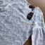 White Cotton Blouse Lady Ribbon ขายผ้าคอตตอนสีขาว thumbnail 5