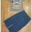 เสื้อ+กระโปรงยีนส์เกาหลีเสื้อผ้ายืดเนื้อดีนุ่ม เสื้อยืดแขนสั้น thumbnail 6