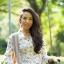 KJ005 เสื้อลายดอกผ้าเกาหลี thumbnail 1