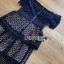 Layered Lace Dress เดรสผ้าลูกไม้สีน้ำเงิน thumbnail 9