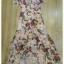ชุดเดรสแฟชั่นผ้าลายดอกสีชมพูโอรส thumbnail 8