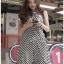 Chic Lady Ribbon Striped Twist Jumpsuit thumbnail 2