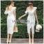 Lady Caroline Feminine Cotton Dress thumbnail 2