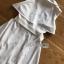 Lady Nelly Neutral Coat Dress thumbnail 9