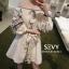 Mini dress เสื้อผ้างานปักผ้าฝ้าย thumbnail 3