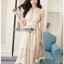Lady Blaire Classic Elegant Lace Dress thumbnail 3