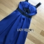 Electric Lady Ribbon Blue Dress thumbnail 4