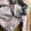 Faux Fur and Suede Lady Ribbon Jacket thumbnail 5