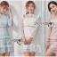 Pastel Lace Dress เดรสผ้าลูกไม้สีพาสเทล thumbnail 1