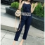 Lady Lily Casual Chic Ribbon Jumpsuit thumbnail 4